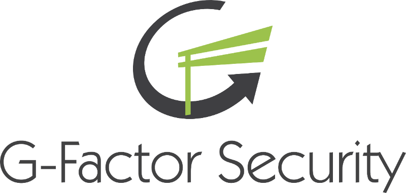 G-Factor Security Logo